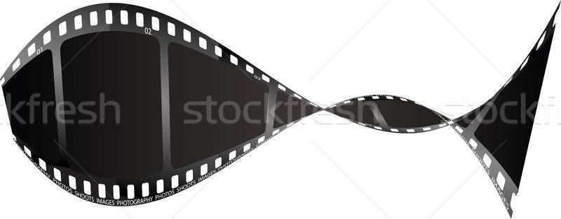 film twister Stock photo © nicemonkey