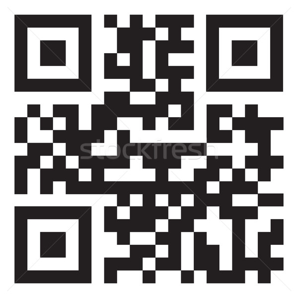 Qr code Stock photo © nicemonkey
