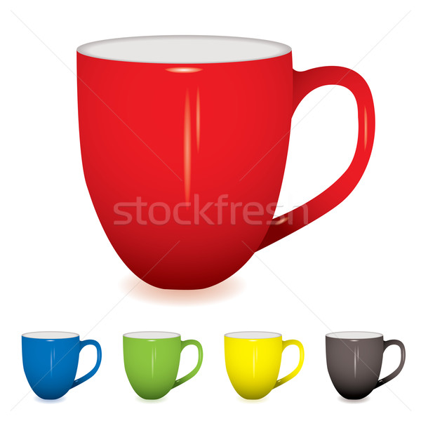 coffee cup variation Stock photo © nicemonkey