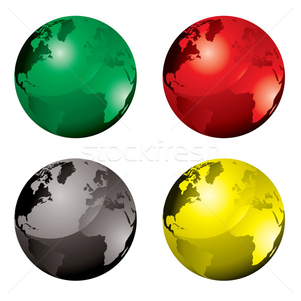 gel globe variation Stock photo © nicemonkey
