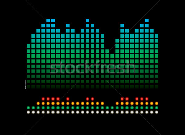 music readout Stock photo © nicemonkey