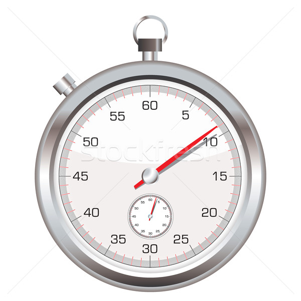 Stop watch icon Stock photo © nicemonkey