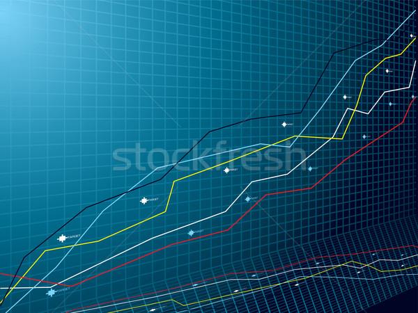 business performance Stock photo © nicemonkey