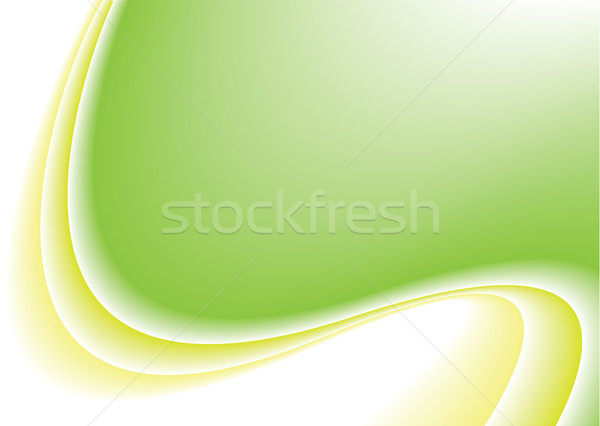 natural flap curve Stock photo © nicemonkey