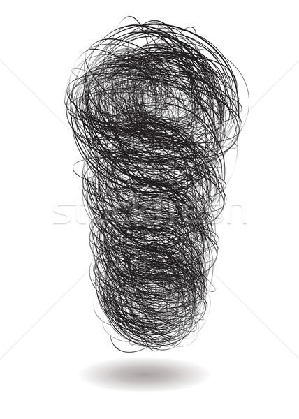 scribble pile Stock photo © nicemonkey