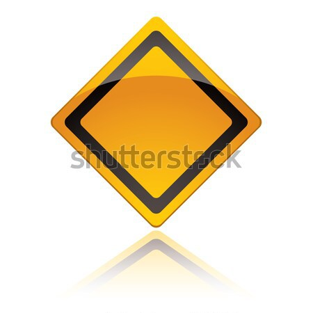 warning sign icons Stock photo © nicemonkey