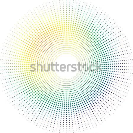 rainbow sun Stock photo © nicemonkey