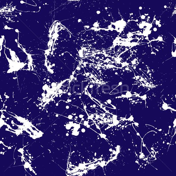 ink splat tile Stock photo © nicemonkey