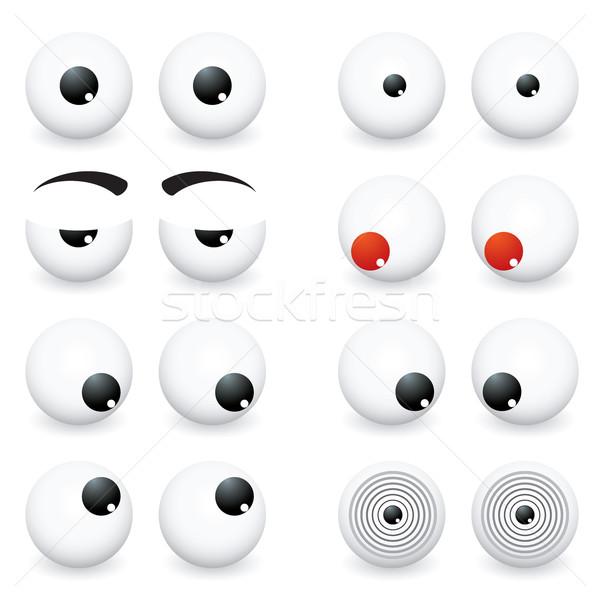 Eye Balls Stock photo © nicemonkey