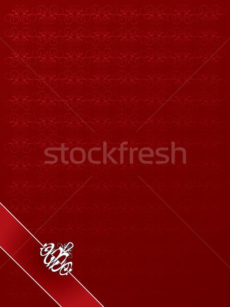 classy background red Stock photo © nicemonkey
