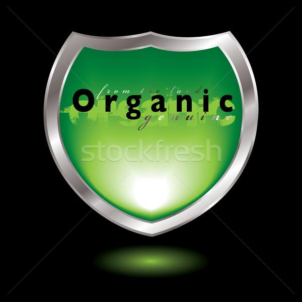 organic shield Stock photo © nicemonkey