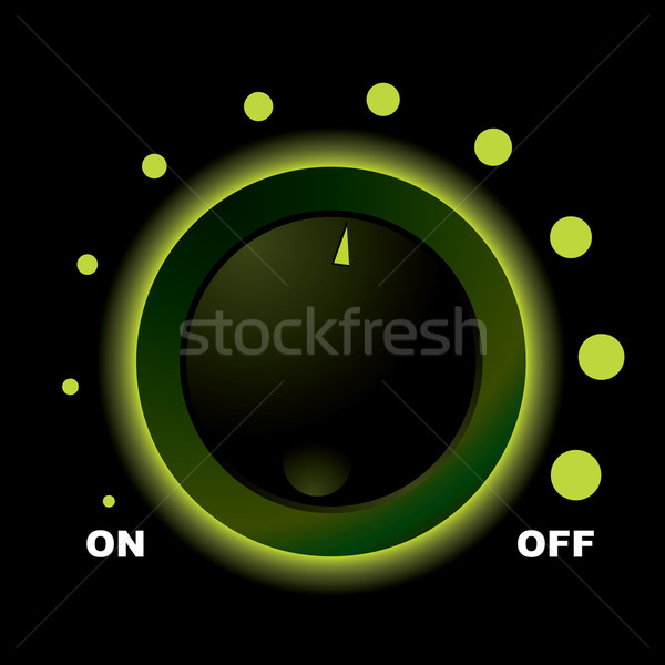 switch dial Stock photo © nicemonkey