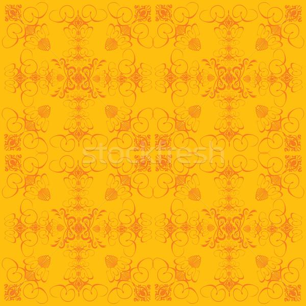 Queimadura de sol papel de parede abstrato velho moda projeto Foto stock © nicemonkey