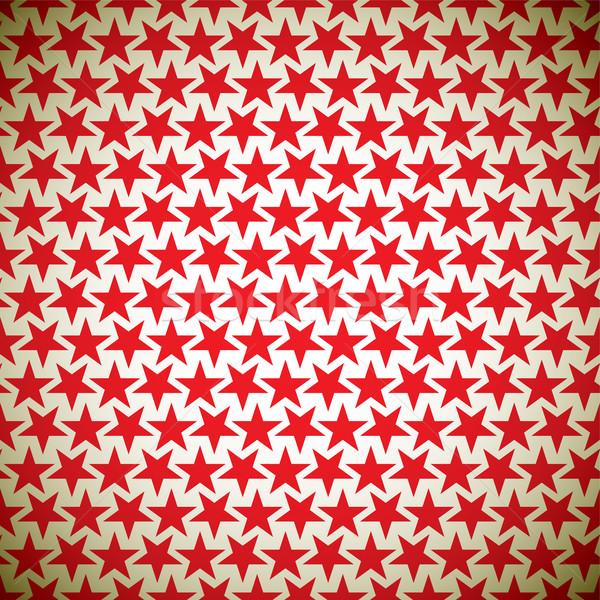 Red star Background Stock photo © nicemonkey