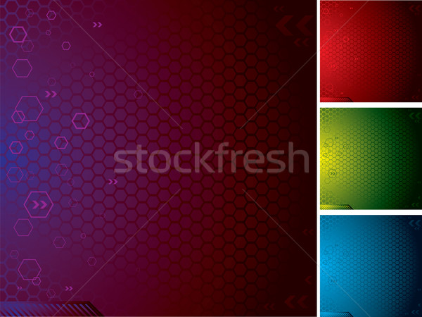 tech hex Stock photo © nicemonkey