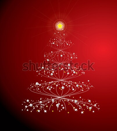 transparent christmas Stock photo © nicemonkey
