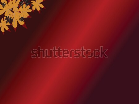 leaf background gradient Stock photo © nicemonkey