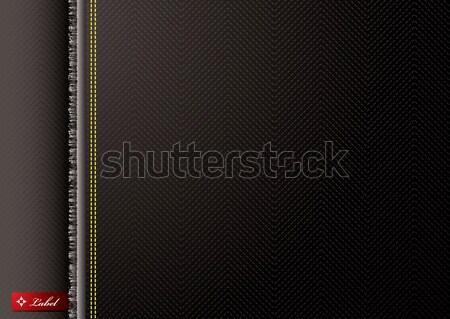 zig zag material Stock photo © nicemonkey