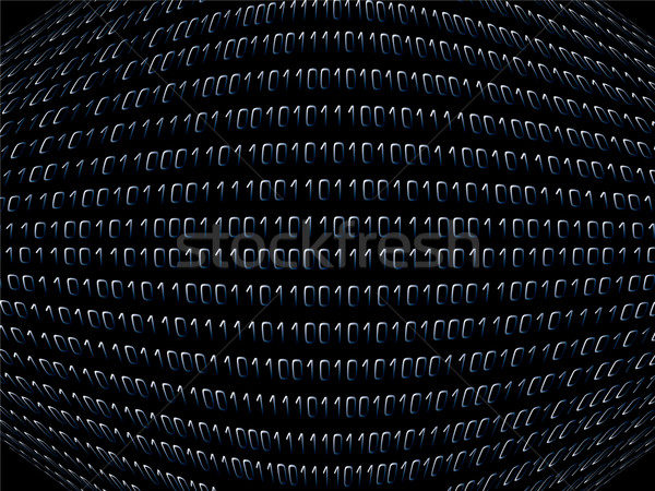 binary black hole Stock photo © nicemonkey