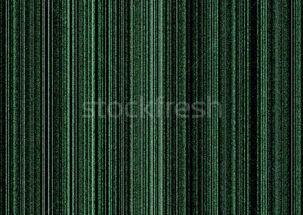 行列 効果 図示した 画像 黒 緑 ストックフォト © nicemonkey