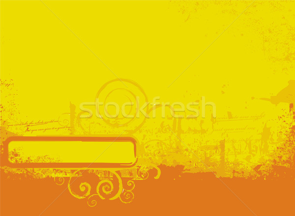 mellow abstract Stock photo © nicemonkey