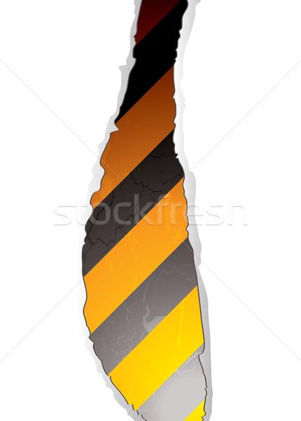 Foto stock: Alerta · ilustrado · resumen · textura · construcción · fondo