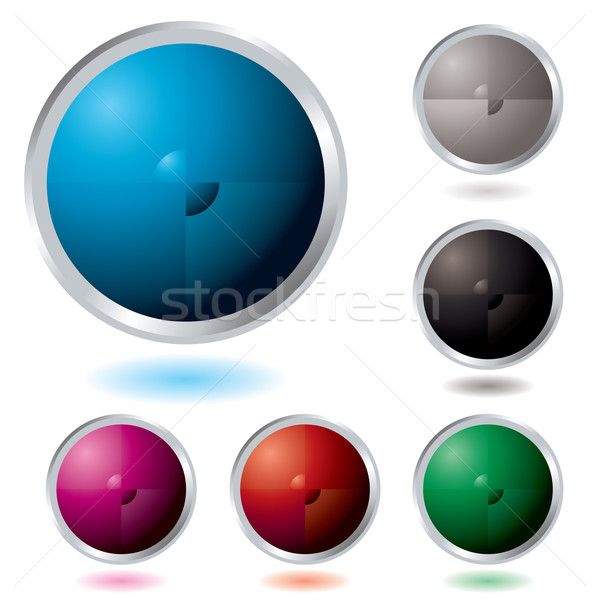 button divide Stock photo © nicemonkey