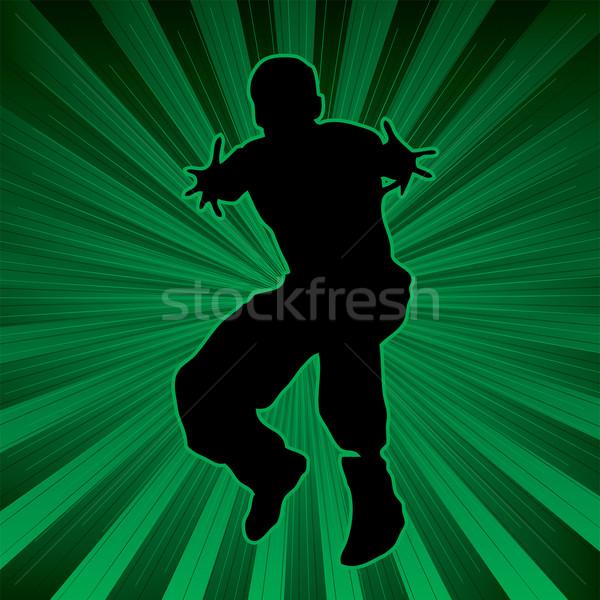 radiate activegreen Stock photo © nicemonkey