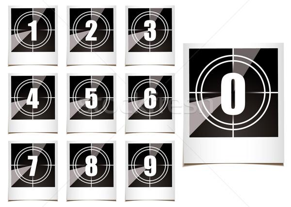 Photo countdown Stock photo © nicemonkey