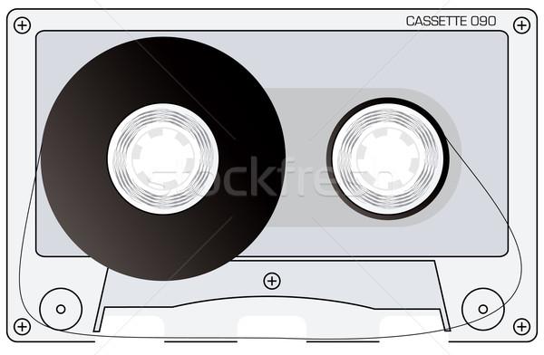 casstte tape Stock photo © nicemonkey
