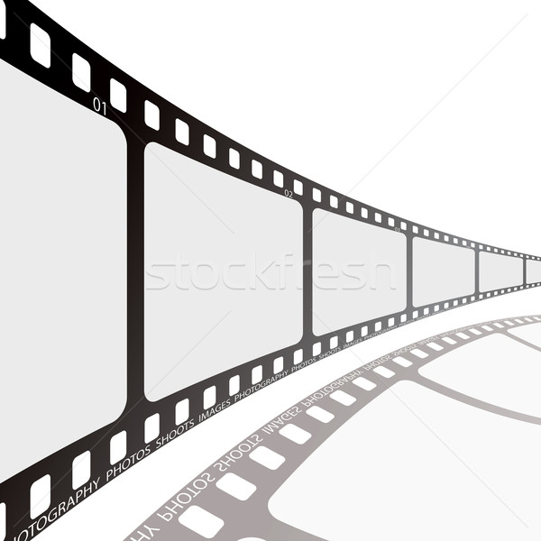 film reel Stock photo © nicemonkey