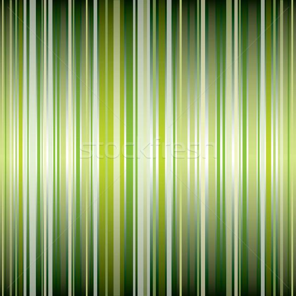 Naszywka gradient zielone streszczenie linie Zdjęcia stock © nicemonkey