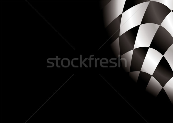 checkered blank Stock photo © nicemonkey