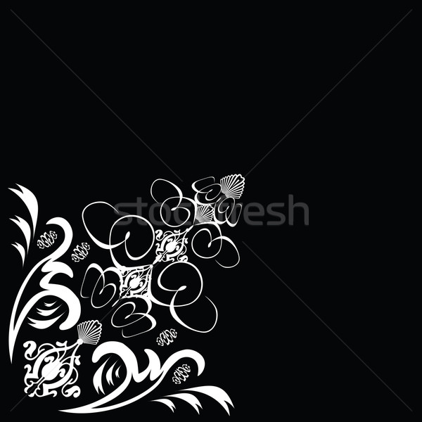 flower tile Stock photo © nicemonkey
