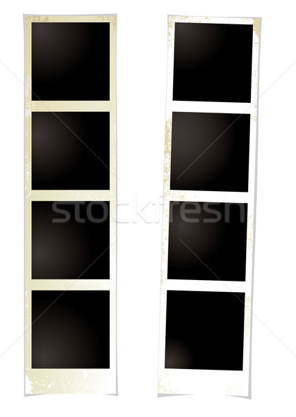 film strip grunge Stock photo © nicemonkey