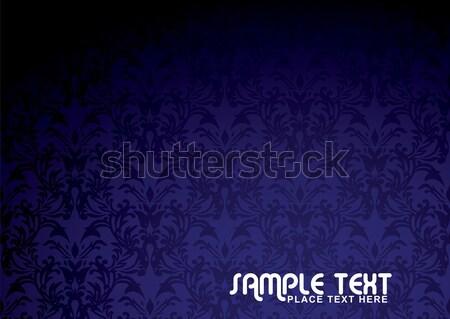 gothic wallpaper purple Stock photo © nicemonkey