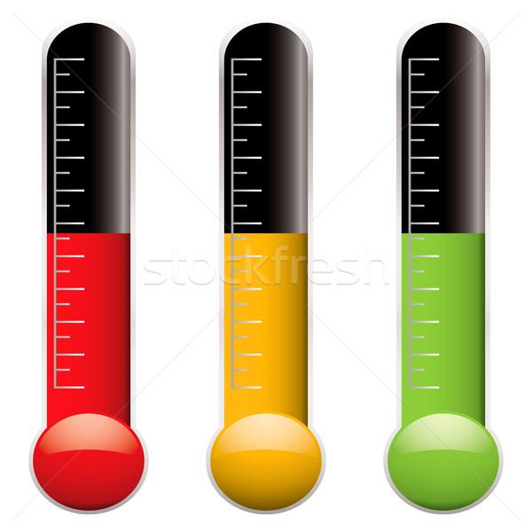 thermometer variation Stock photo © nicemonkey