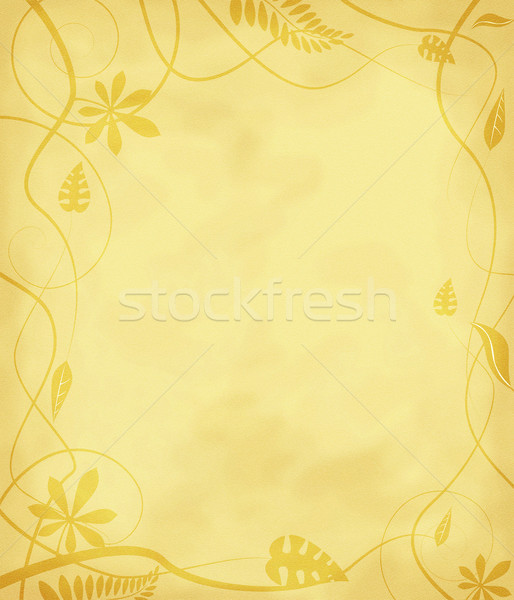 floral mottled paper Stock photo © nicemonkey