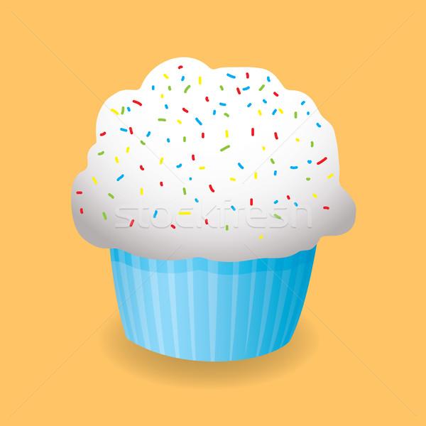 cartoon cupcake Stock photo © nicemonkey