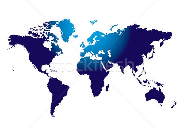 world top glow Stock photo © nicemonkey