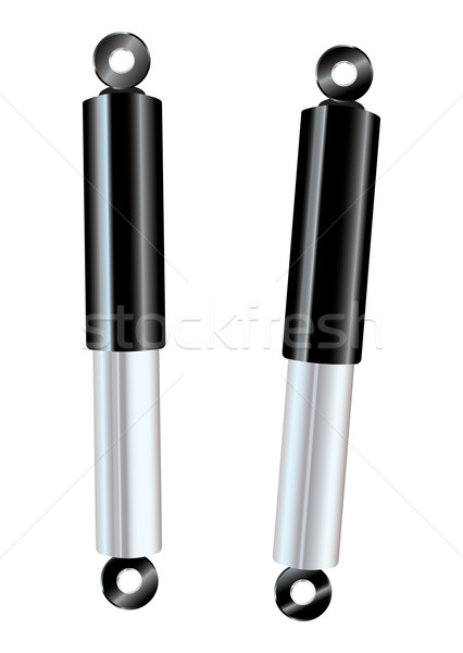 Shock absorber Stock photo © nicemonkey