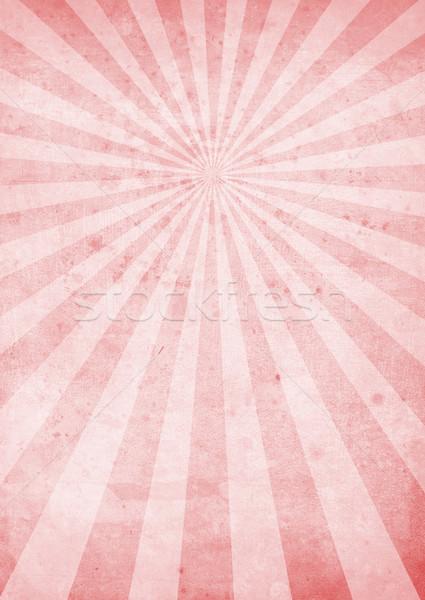 radiate crinkled magenta Stock photo © nicemonkey