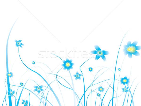 stark floral Stock photo © nicemonkey