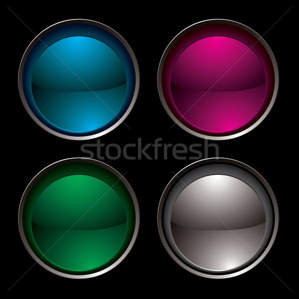 button insert Stock photo © nicemonkey