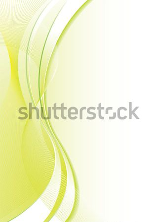 mellow green flow Stock photo © nicemonkey
