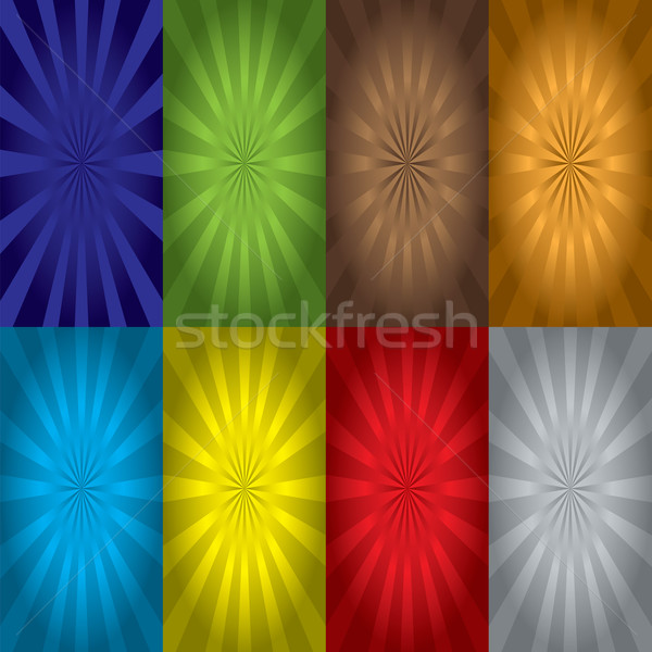 radiate variation Stock photo © nicemonkey
