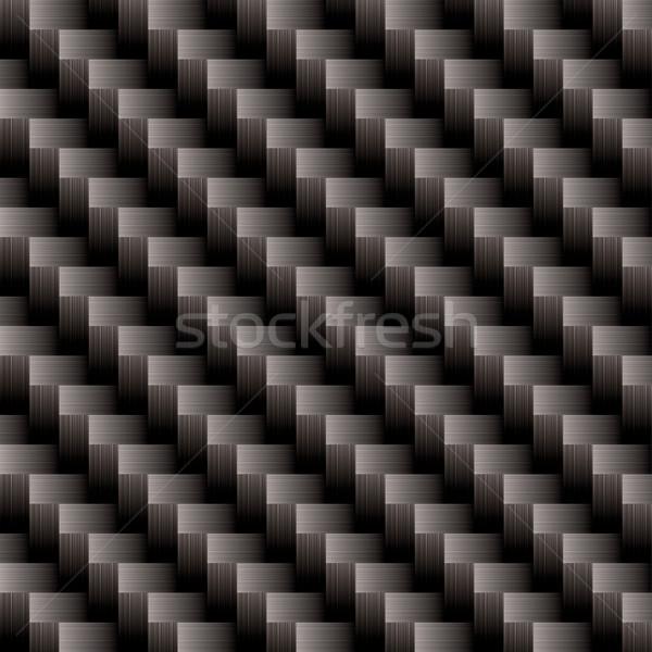 carbon fiber cross weave Stock photo © nicemonkey