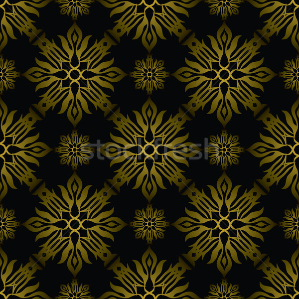 инка плитка золото обои дизайна Сток-фото © nicemonkey