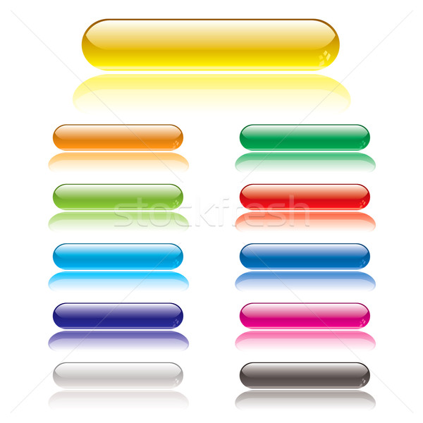 web lozenge gel Stock photo © nicemonkey