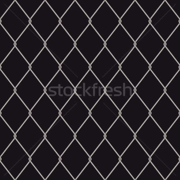 seamless wire fence Stock photo © nicemonkey